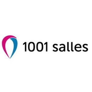 1001 salles logo